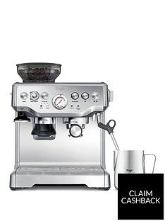 Sage Sage the Barista Express Coffee Machine - Stainless Steel Best Price, Cheapest Prices