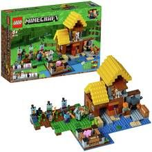 LEGO Minecraft The Farm Cottage - 21144 Best Price, Cheapest Prices
