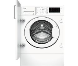 BEKO Pro WIX845400 8 kg 1400 Spin Integrated Washing Machine Best Price, Cheapest Prices