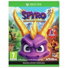 Spyro Reignited Trilogy Xbox One Game Best Price, Cheapest Prices