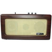 Bush Classic Retro Wireless Bluetooth Speaker - Brown Best Price, Cheapest Prices