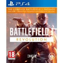 Battlefield 1 Revolution PS4 Game Best Price, Cheapest Prices