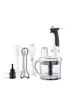 Sage BSB530UK All-In-One Control Grip Hand Blender Best Price, Cheapest Prices