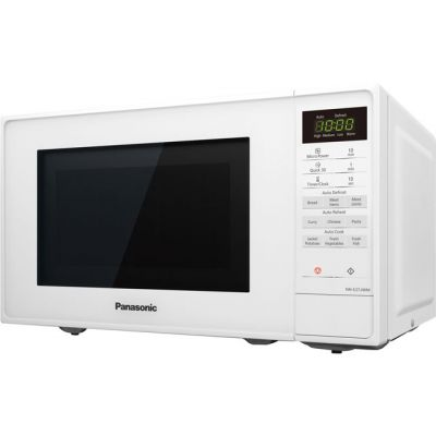 Panasonic NN-E27JWMBPQ 20 Litre Microwave - White Best Price, Cheapest Prices