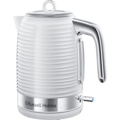 Russell Hobbs Inspire 24360 Kettle - White Best Price, Cheapest Prices