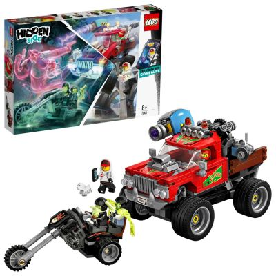 LEGO Hidden Side El Fuego's Stunt Truck Lego Games Set 70421 Best Price, Cheapest Prices