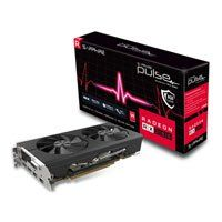 8GB Sapphire Radeon RX 580 PULSE, 14nm Polaris, 2304 Streams, 1366MHz GPU, 8000MHz GDDR5, 2xDP/2xHDMI/DVI-D Best Price, Cheapest Prices