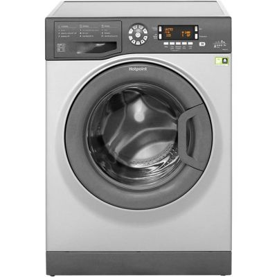 Hotpoint WMAOD844G 8Kg Washing Machine with 1400 rpm - Graphite - A+++ Rated Best Price, Cheapest Prices