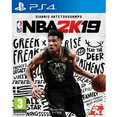 NBA 2K19 PS4 Game Best Price, Cheapest Prices
