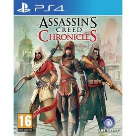 Assassin's Creed: Chronicles PS4 Game Best Price, Cheapest Prices