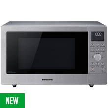 Panasonic 1000W Combination Microwave NN-CD58JSBPQ - Steel Best Price, Cheapest Prices