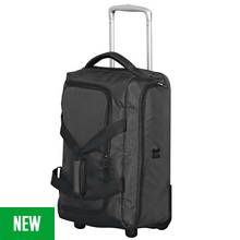 IT Luggage Megalite Soft Lightweight 2 Wheel Holdall Small