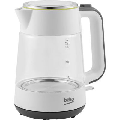 Beko WKM6321W Kettle - White Best Price, Cheapest Prices