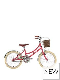 Elswick Harmony Girls Heritage Bike 18 inch Wheel Best Price, Cheapest Prices