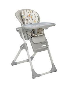 Joie Mimzy 2-in-1 Highchair - In The Rain Best Price, Cheapest Prices