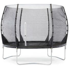 Plum 10ft Magnitude Springsafe Trampoline with Enclosure Best Price, Cheapest Prices