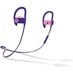 Beats by Dre Powerbeats 3 Wireless Earphones - Pop Violet Best Price, Cheapest Prices