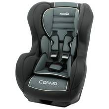 Cosmo SP Luxe Group 0+/1 Car Seat - Agora Storm Black