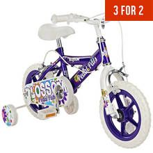 Pedal Pals 12 Inch Blossom Kids Bike Best Price, Cheapest Prices