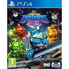 Super Dungeon Bros. PS4 Game Best Price, Cheapest Prices