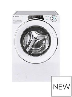 Candy RO16106DWHC7 10kg, 1600 Spin Washing Machine - White Best Price, Cheapest Prices