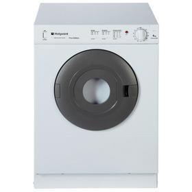 Hotpoint NV4D01P 4KG Vented Tumble Dryer - White Best Price, Cheapest Prices