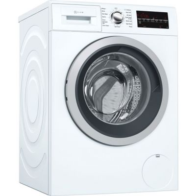 NEFF W7460X4GB 9Kg Washing Machine with 1400 rpm - White - A+++ Rated Best Price, Cheapest Prices
