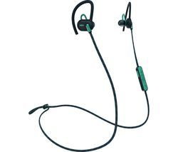 HOUSE OF MARLEY Uprise EM-FE063-TE Wireless Bluetooth Headphones - Teal Best Price, Cheapest Prices