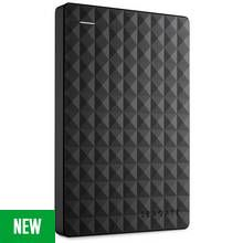 Seagate Expansion 500GB USB 3.0 Portable Hard Drive - Black Best Price, Cheapest Prices