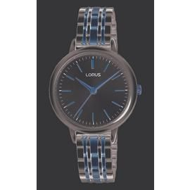 Lorus Ladies Two Stone Stainless Steel Bracelet Watch Best Price, Cheapest Prices