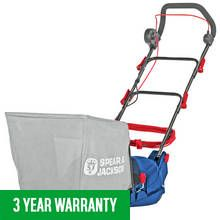 Spear & Jackson 32cm Wide Electric Cylinder Lawnmower - 400W Best Price, Cheapest Prices