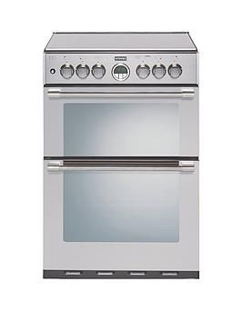 Stoves Sterling Mini 600G 60Cm Wide Double Oven Gas Range Cooker - Cooker With Connection Best Price, Cheapest Prices