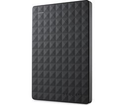 SEAGATE Expansion Portable Hard Drive - 2 TB, Black Best Price, Cheapest Prices