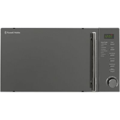 Russell Hobbs RHM2017 20 Litre Microwave - Silver Best Price, Cheapest Prices