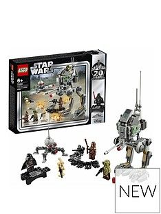 LEGO Star Wars 75261 Clone Scout Walker™ – 20th Anniversary Edition Best Price, Cheapest Prices