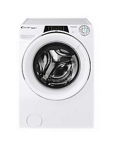 Candy Ro1696Dwhc7 Rapido 9Kg Load, 1600 Spin Washing Machine - White Best Price, Cheapest Prices