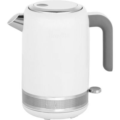 Breville High Gloss VKJ946 Kettle - White Best Price, Cheapest Prices