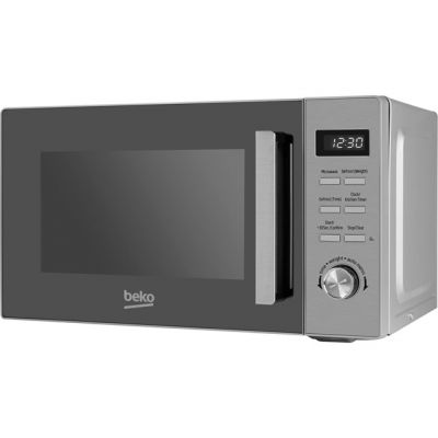 Beko MGF20210X 20 Litre Microwave With Grill - Stainless Steel Best Price, Cheapest Prices