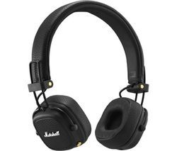 MARSHALL Major III Wireless Bluetooth Headphones - Black Best Price, Cheapest Prices