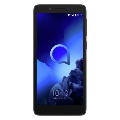 SIM Free Alcatel 1C Mobile Phone - Black Best Price, Cheapest Prices