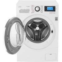 LG FH495BDS2 Direct Drive 12kg 1400rpm Freestanding Washing Machine With Steam White Best Price, Cheapest Prices