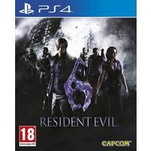 Resident Evil 6 PS4 Game Best Price, Cheapest Prices