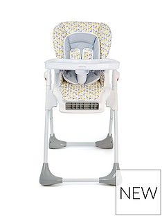 Mothercare Chevron Highchair Best Price, Cheapest Prices