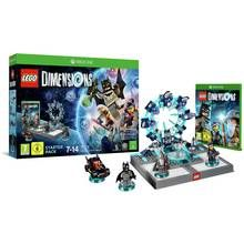 LEGO Dimensions Starter Pack - Xbox One Best Price, Cheapest Prices