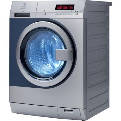 Electrolux myPro WE170PP 8Kg Semi Commercial Washing Machine with 1400 rpm - Stainless Steel - A+++ Rated Best Price, Cheapest Prices