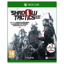 Shadow Tactics: Blade of the Shogun Xbox One Game Best Price, Cheapest Prices