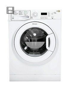 Hotpoint Extra WMXTF842P 8kg Load, 1400 Spin Washing Machine - White Best Price, Cheapest Prices