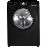 Hoover DHL1672D3B Link 7kg 1600rpm Freestanding Washing Machine With One Touch - Black With Black Do Best Price, Cheapest Prices
