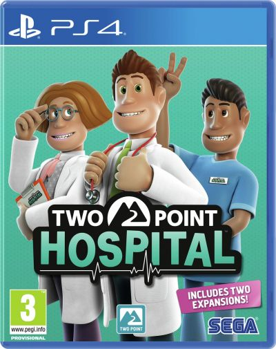Two Point Hospital PS4 Pre-Order Game Best Price, Cheapest Prices