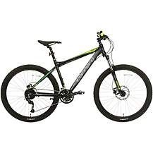 Carrera Vulcan Mens Mountain Bike - Black - S Best Price, Cheapest Prices